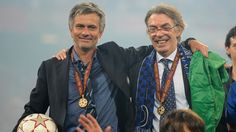 the unforgettable night and Moratti revives 'Grande Inter' spirit