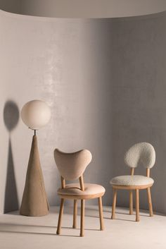 Madame Oops And Monsieur Oops Chairs