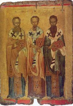 .three apostles very old