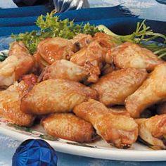 Flying Chicken Wings