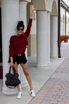 A parisian in America by Alpa R | Orlando Fashion Blogger: Peace Out to Heels: Top 10 Sneakers for Summer