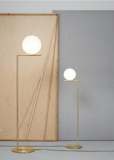 FLOS IC Lights F Floor Lamp | 2Modern Furniture & Lighting