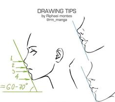 This is a good tip for drawing the profile.