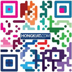 Create Customized (Colored) QR Codes [Quicktip]