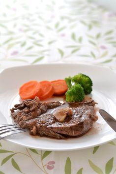 牛肉のやわらかステーキ by NEWクレラップ&キチントさん | レシピ ...
