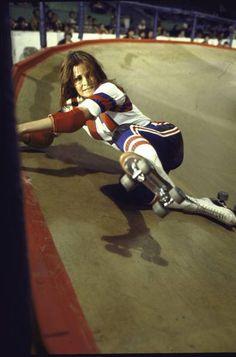 Raquel Welch Derby Girl