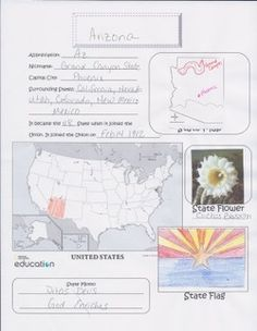 Geography Worksheets and Printables