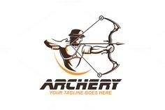 Archery by herulogo on @creativework247