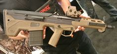 Desert Tech MDR -- A Multi-caliber Bullpup is in the Works—SHOT Show 2014
