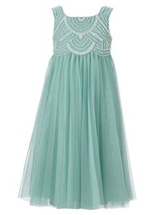 to go with Arabelle dress in the light green/blue
