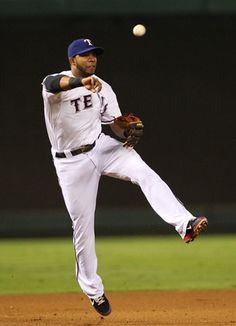 Elvis Andrus at SS