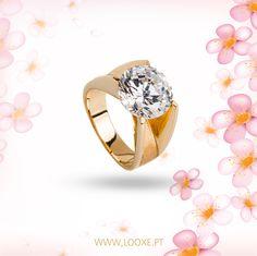 """""""Um coração cheio de amor e harmonia é como um jardim na primavera: Cheio de flores!"""" // A heart full of love and harmony Is like a garden in spring: Full of flowers! #looxe #looxejewelry #primavera #flores"""