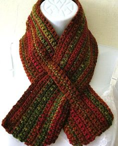 Looking for crocheting project inspiration? Check out Cozy Neckwarmer by member timaryart.