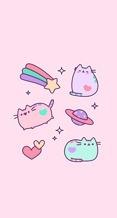 MORE PUSHEEN