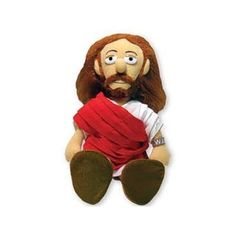 Jesus Little Thinker by Unemployed Philosophers Guild, http://www.amazon.com/dp/B000SSYYJW/ref=cm_sw_r_pi_dp_nVrrqb01M46DD