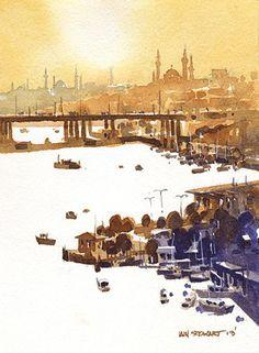 Pierre Loti Hill- Istanbul