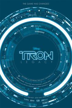 Tron Legacy –by Ollie Boyd