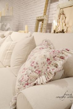 FRENCH COUNTRY COTTAGE: The softer side~ High Point Market