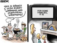 """On Memorial Day, America Teeters on the Brink ***  """"Don't Pay For Gasoline Any Longer! => http://patriotproducts.org/go/Electricity4gas/  ***  Posted on May 26, 2014, 1:30 pm from http://www.cagle.com/2014/05/on-memorial-day-america-teeters-on-the-brink/"""