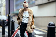 Street Style Is Taking a Really Different Turn in 2017 via @WhoWhatWearAU