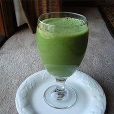 Green Smoothie - Allrecipes.com