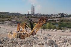 https://flic.kr/p/248Shqu | Вид на цементный завод LafargeHolcim в Вольске со стороны карьера