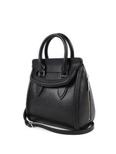 Alexander Mcqueen: totes bags online - Heroine leather medium tote