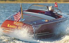 Tuesday Tour of Vintage Boats 7.25.17 - ACBS - Antique Boats & Classic Boats - International Boat Club