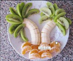 Palmeras de frutas para una fiesta tropical :: Fruit palms for a tropical party