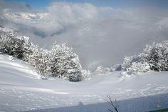 Imágen en el parque natural fuentes carrionas y fuente cobre en la montaña palentina.