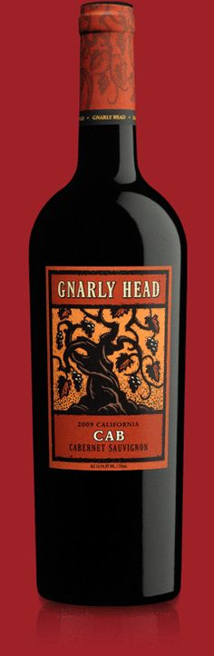 Gnarly Head Cab - bold with clove, black cherry, currant and more.  So many great flavors beautifully blended.