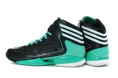 Buy Adidas Basketball shoes 2012 Crazy Light 2 Black Hyper Green White G259162