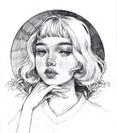 Sometimes I get messages asking me to teach you guys how to draw so I made a little tutorial swipey swipe.All jokes aside a only slightly better step by step is going up on my patreon lol. Pencil Art Drawings, Cute Drawings, Drawing Sketches, Drawing Step, Drawing Ideas, Pencil Drawing Tutorials, Manga Drawing, Art Tutorials, Portrait Paintings