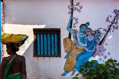 Krishna, Gokarna