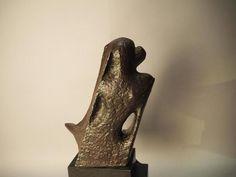 Georges OUDOT (1928-2004), d'après. Femme assise au drapé. Bronze,