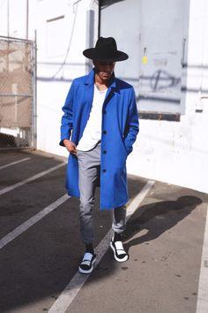 Ⓔ & Ⓔ Love the coat!!
