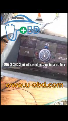 Car Ecu, Automotive Locksmith, Screen Test, Audio, Electrical Tools, Car Repair Service, Head Unit, Bmw, Home Repair