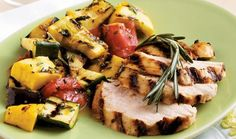 Healthy Grilled Chicken Recipes - Easy Healthy Recipes for Grilled Chicken - Woman's Day Healthy Grilled Chicken Recipes, Low Fat Chicken Recipes, Easy Turkey Recipes, Healthy Grilling Recipes, Quick Healthy Meals, Healthy Eating, Cooking Recipes, Healthy Food, Easy Recipes