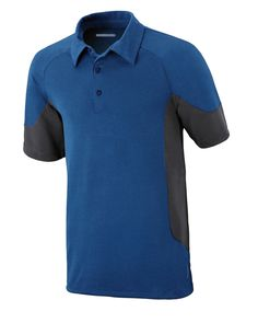 Cool Blue 88646 North End Mens Wrinkle Free Striped Dress Shirt X-Large