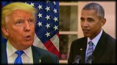 AFTER OBAMA ATTACKED TRUMP TODAY, TRUMP PULLED OUT HIS SECRET WEAPON & S...