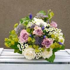 Ramo de Flores Santini   Floristería Bourguignon