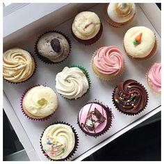 We've been busy assembling fanciness all day — RG @katebollard #thecupcakequeens #cupcakespoils