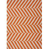 Found it at Wayfair - Jaipur Rugs Maroc Orange Stripe Rug