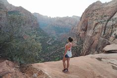 What. A. Magnificent. Place. This is all I have to say about Zion. This is the 3rd National Park I have visited here in the United States, and by far my favorite. I wish we had more time to keep exploring, but all we had was a 3-day holiday weekend. Not the best time to …