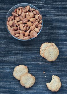 Vegan Almond Cookie from Naturally Sweet Gluten-Free from SpaBettie!