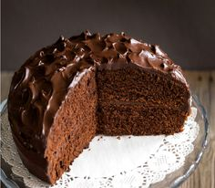 Μαγειρική Archives - Page 5 of 102 - MaryMary. Chocolate Fudge Frosting, Chocolate Sweets, Dessert Simple, Party Desserts, Sweet Desserts, Sweets Recipes, Cake Recipes, Greek Cake, Lava Cakes