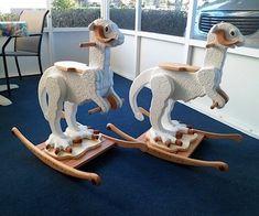 Way Cooler Than Rocking Horses - Rocking Tauntaun #starwars #geeky #kids