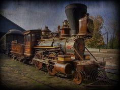Love the Railroad Museum in Sacramento California