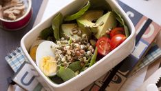 Work lunches: 20 great ideas in a box