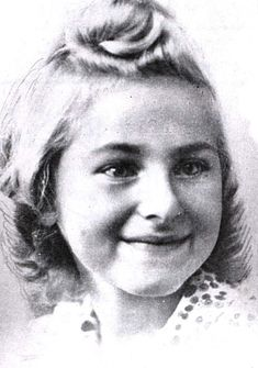 Helene Przybysz age 10 from Paris,France was sadly murdered in the gas chamber in Auschwitz.